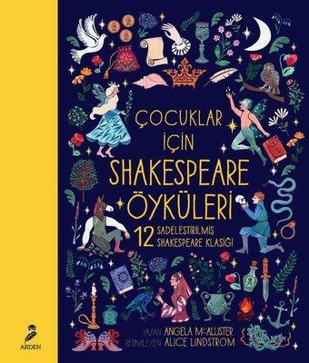 Çocuklar için Shakespeare Öykleri-12 Sadeleştirilmiş Shakespeare Klasiği