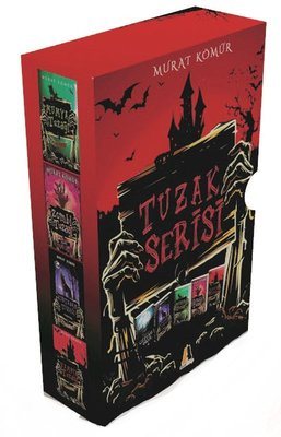 Tuzak Serisi-5 Kitap Takım Kutulu