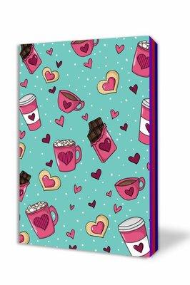 Thinkbook Pembe Çikolata 11x14 Renkli Defter