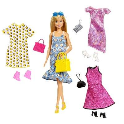 Barbie GDJ40 Kıyafet Kombinleri Oyun Seti