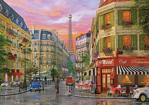 Ks Games Puzzle 1000 Parça Rue Paris 11357