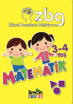 Matematik 3-4 Yaş-Zihinsel Becerilerimi Geliştiriyorum