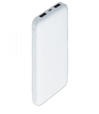 Dexim 10000 mAh Slim Powerbank-Beyaz