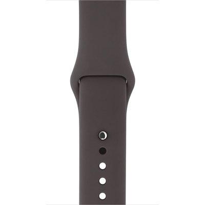 Apple Watch 38 mm Spor Kordon Kakao Kayış-SM/ML