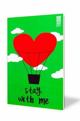 Thinkbook Hayatın Renkleri Büyük Yeşil Sevgi 11x18 Defter