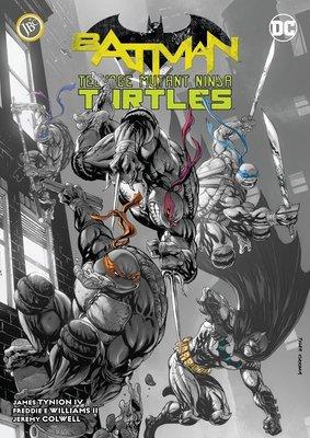 Batman: Ninja Kaplumbağalar Cilt 1
