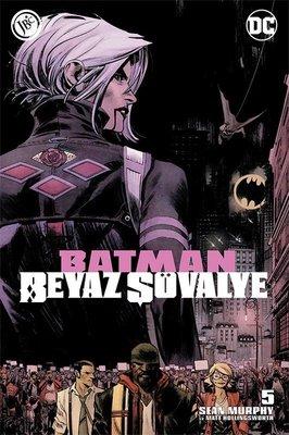 Batman Beyaz Şövalye Sayı 5
