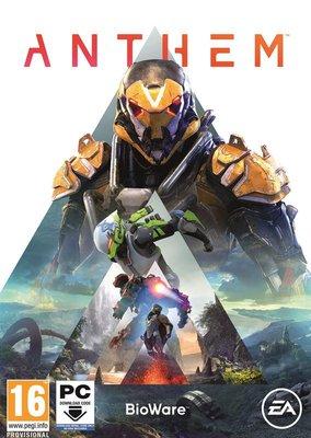 Anthem PC DVD-Rom