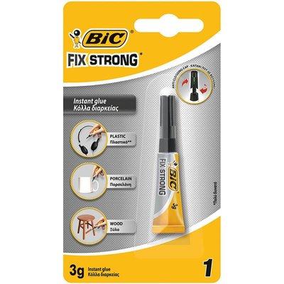 Bic 9290891  Fix Strong Süper Güçlü Japon Yapıştırıcısı 3 Gr (24)