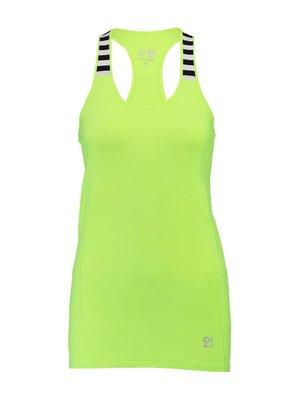 Fit21 Tank Neon Sarı WTK1S02