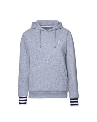 Fit21 Hoodie Sweatshirt Gri WHD1S16