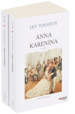 Anna Karenina - 2 Kitap Takım