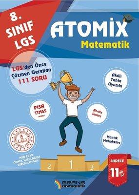 2019 8.Sınıf LGS Atomix Matematik 111 Deneme Sorusu