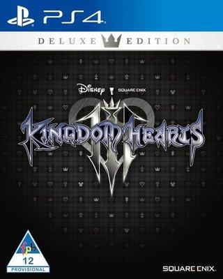 Kingdom Hearts 3 Deluxe Playstation 4