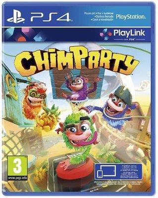 Chimparty Playstation 4