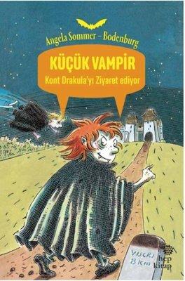 Küçük Vampir Kont Drakula'yı Ziyaret Ediyor