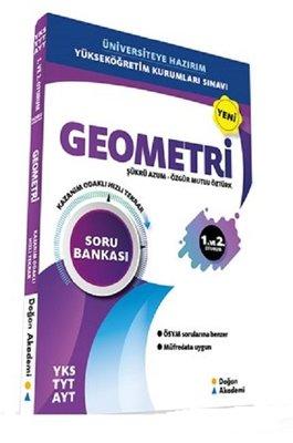 YKS TYT-AYT Geometri Kazanım Odaklı Hızlı Tekrar Soru Bankası