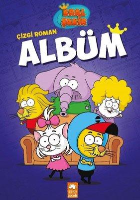 Kral Şakir Çizgi Roman Albüm