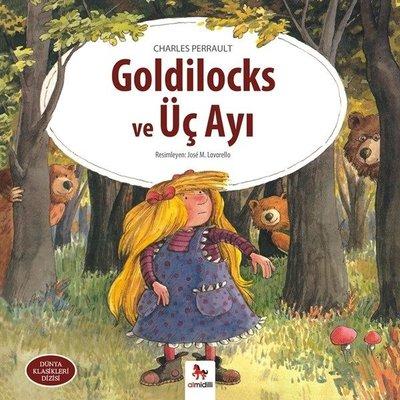 Goldilocks ve Üç Ayı-Dünya Klasikleri Dizisi