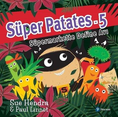 Süpermarkette Define Avı-Süper Patates 5