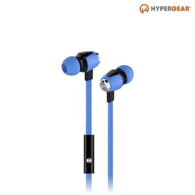 HyperGear Kulaklık Kablolu 3.5mm - Mavi