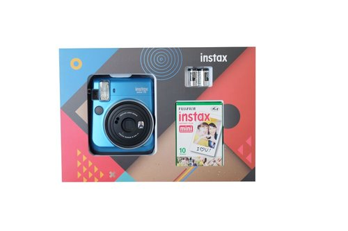Fujifilm Instax Mini 70 Box Blue