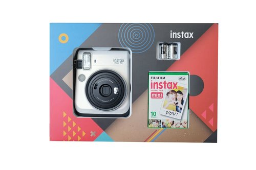 Fujifilm Instax Mini 70 Box Beyaz