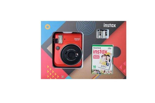 Fujifilm Instax Mini 70 Box Kırmızı