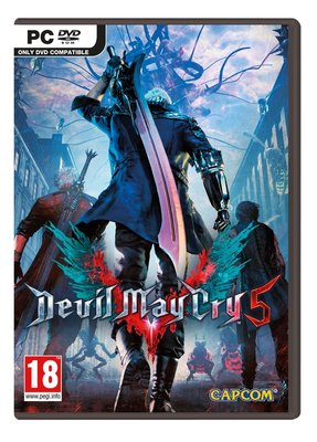 Devil May Cry 5 (PC DVD-Rom)