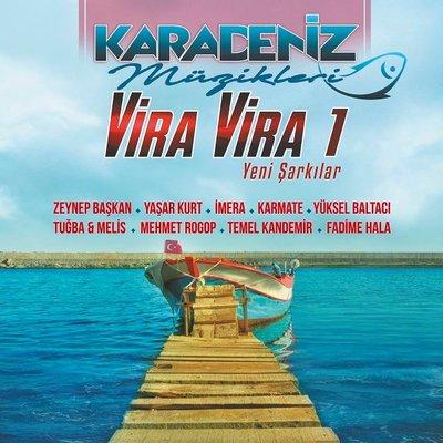 Karadeniz Müzikleri Vira Vira 1 Plak