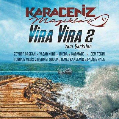 Karadeniz Müzikleri Vira Vira 2 Plak