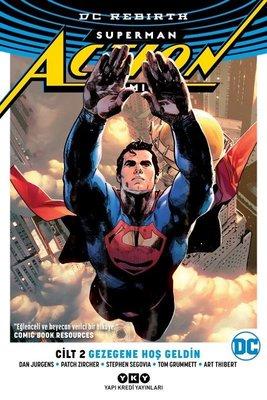Superman Action Comics Cilt 2-Gezegene Hoşgeldin