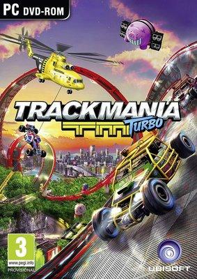 Trackmania Turbo (PC DVD-Rom)