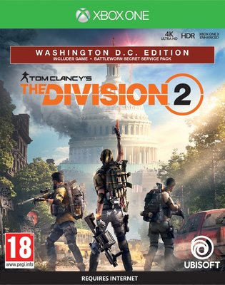Tom Clancy'S The Division 2 Washington Edition (XBOX One)