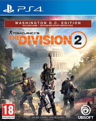 Tom Clancy'S The Division 2 Washington Edition (Playstation 4)