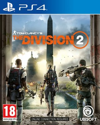 Tom Clancy'S The Division 2 ( Playstation 4 )