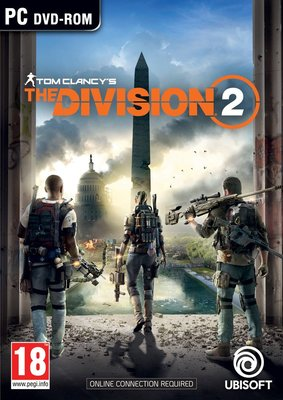 Tom Clancy'S The Division 2 (PC DVD-Rom)
