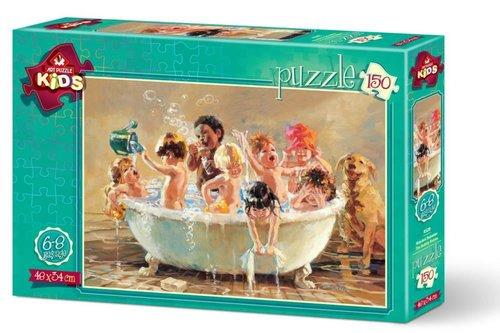 Art Kids-Puz.150 Köpüklü Bebekler 34x48cm 4528