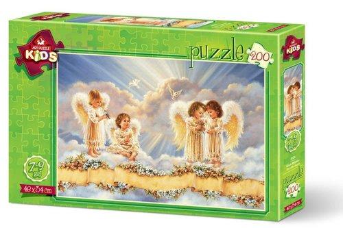 Art Kids-Puz.200 Küçük Melekler 34x48cm 4535