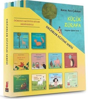 Değerler Eğitimi Serisi-10 Kitap Takım