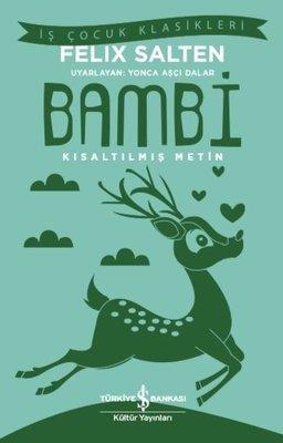 Bambi-Kısaltılmış Metin-İş Çocuk Klasikleri