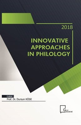 2018 Innovative Approaches In Philology