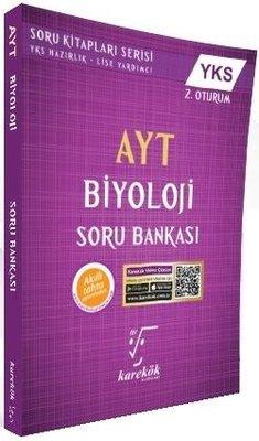 AYT Biyoloji Soru Bankası 2.Oturum