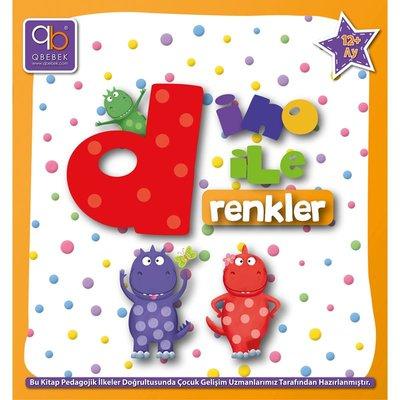 Q Bebek Dino ile Renkler-12+ Ay