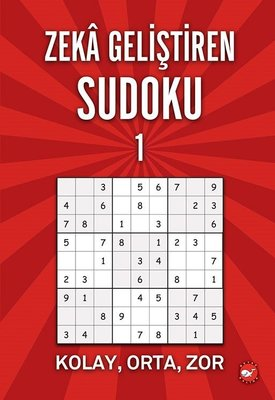 Zeka Geliştiren Sudoku-1