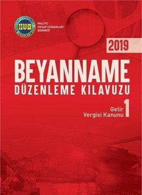 2019 Beyanname Düzenleme Kılavuzu-4 Kitap Takım