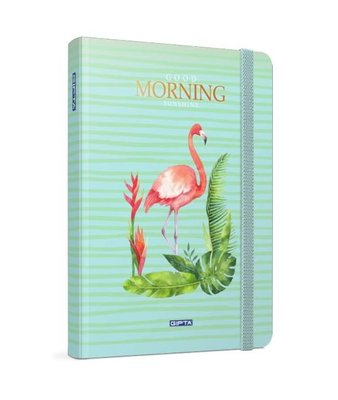Gıpta Morning İplik Dikiş Sert Kapak Defter