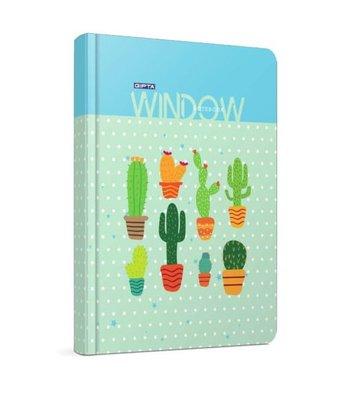 Gıpta Window İplik Dikiş Sert Kapak Defter