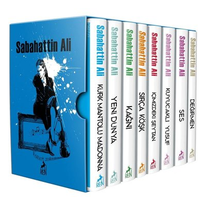 Sabahattin Ali Seti-8 Kitap Takım