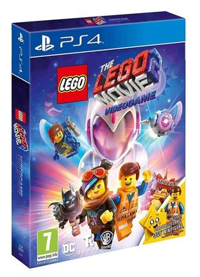 Lego Movie 2 Videogame Toy Edition Playstation 4